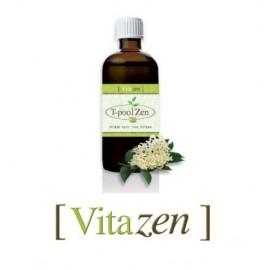 Vita Zen - 100ml - פורמולת צמחי מרפא המסייעת להמרצת מערכת החיסון