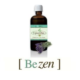 Be Zen - 100ml – פורמולת צמחים להפחתת מתח נפשי