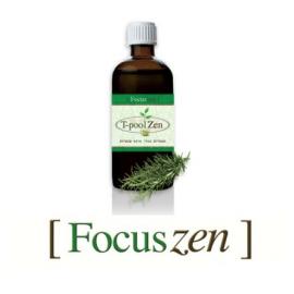Focus Zen - 100ml - פורמולה לטיפול בהפרעות קשב וריכוז