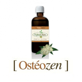 Ostéo Zen - 100ml - פורמולה לטיפול בבעיות מפרקים