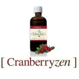 Cranberry Zen - 100ml - לטיפול בדלקות בדרכי השתן