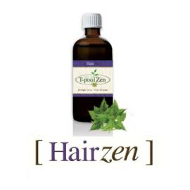 Hair Zen - 100ml - לטיפול בנשירת שיער